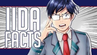 5 Facts About Tenya Iida - My Hero Academia
