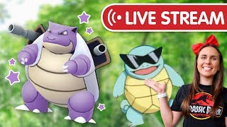 SHINY SQUIRTLE SQUAD COMMUNITY DAY! Pokémon GO | ZoeTwoDots