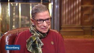 Ruth Bader Ginsburg: the Notorious RBG Tumblr Is Amusing