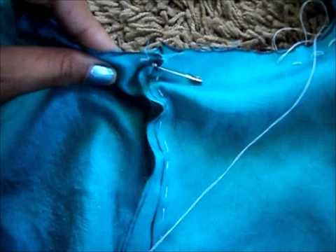 How to make Jasmine Pants part 2