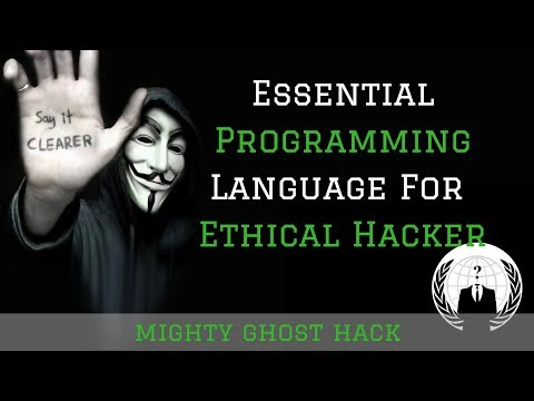 Essential Programming Language For ETHICAL HACKER
