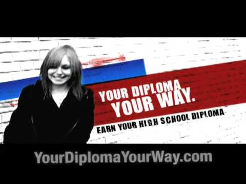 Take Charge! Earn Your High School Diploma
