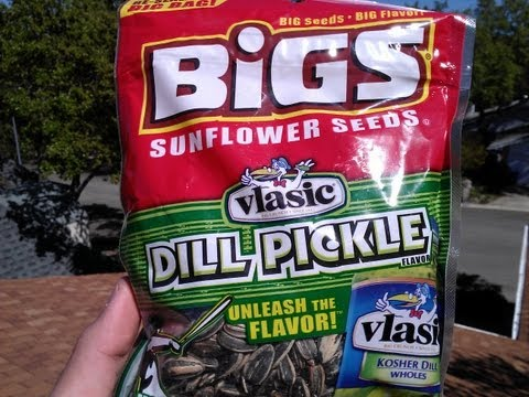 Bigs Pickle Sunflower Seeds Review