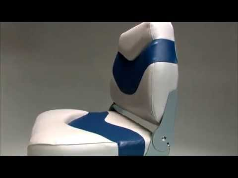 DeckMate® Folding Boat Seats
