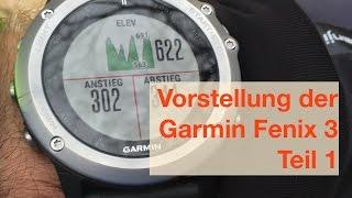 Paramotor App for Garmin Fenix 3 , 5 and 5x - PakVim net HD
