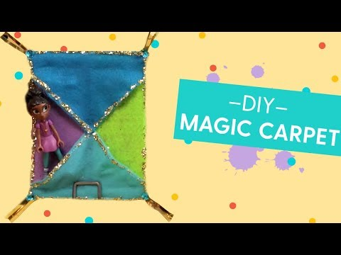 DIY Magic Carpet, Toy Hackers How-To-Build (feat: Simone Giertz)