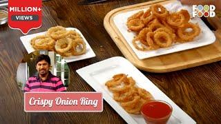 Crispy Onion Ring - Tea Time