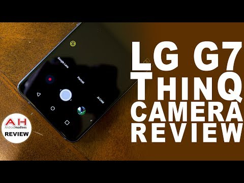 LG G7 ThinQ Camera Review - AI Camera with an IQ
