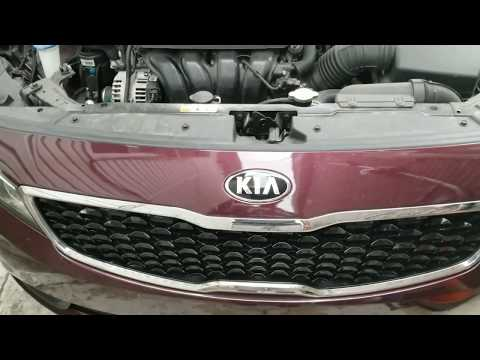 2017 Kia Forte air filter replace how to diy