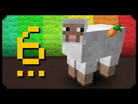 ✔ Minecraft: 6 Things You Didn't Know About the Sheep