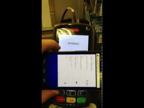 Checking out with Google Wallet