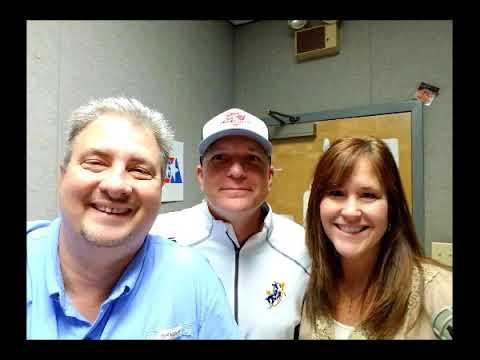 Allen Brown Talks with Jim & Lisa - Live United Bowl - Team Announcements