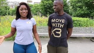 Download How to dance Azonto, Shoki (Afro dance tutorials and more) - TOLAADEKING X MOVE WITH KB Video