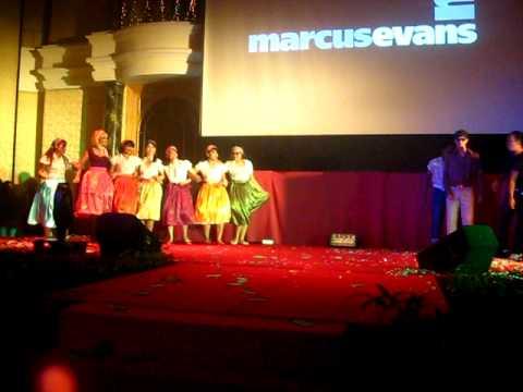 Marcus Evans Kuala Lumpur (APAC) Christmas Dance Performance!