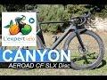 Test Canyon Aeroad CF SLX Disc 8.0 : Une transition réussie !