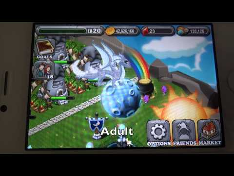 How to get the Moon Dragon: Dragonvale REAL!!!