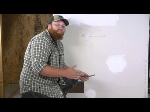 Tracking Down Plumbing Leaks Inside Walls : Plumbing Repair