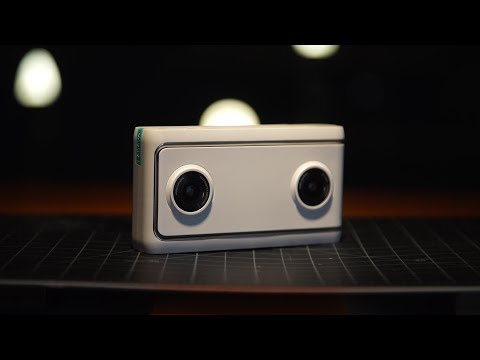 Tested: Lenovo Daydream VR180 Camera Review