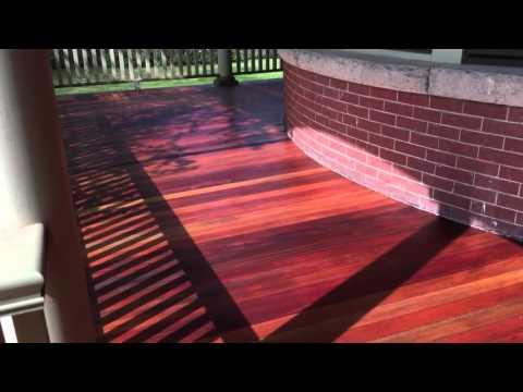 Mahogany Deck (after)