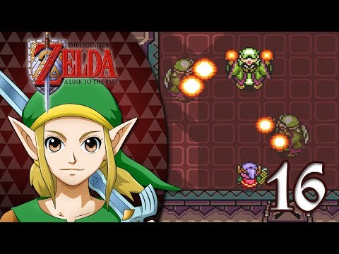 HASTA SIEMPRE...: The Legend of Zelda A Link to the Past SNES Gameplay Ep FINAL