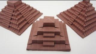 Origami Ancient Pyramid Jo Nakashima