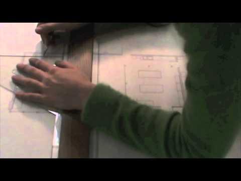 Drawing a Floor Plan HD