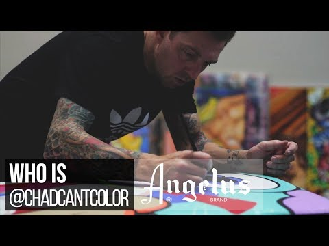 Who is ChadCantColor? | How To Paint Furniture | Angelus Brand