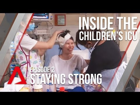 Xxx Mp4 CNA Inside The Children 39 S ICU E02 Staying Strong 3gp Sex
