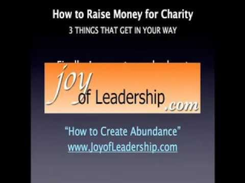 Fundraising: How To Raise Money For Charity