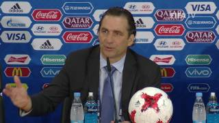 CHI v AUS - Juan Antonio Pizzi - Chile Post-Match Press Conference