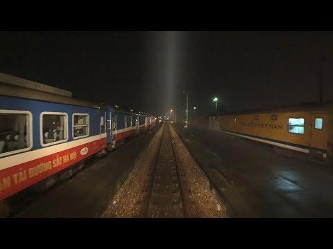 Train Driver record SE10 Vinh - Hanoi (2017)