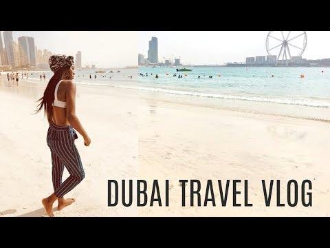 DUBAI TRAVEL VLOG | Burj Khalifa, Desert Safari & more!