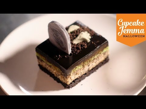 Halloween Cheesecake! | Cupcake Jemma