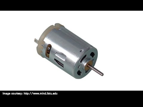 How to make DC Motor at Home (Science Project)
