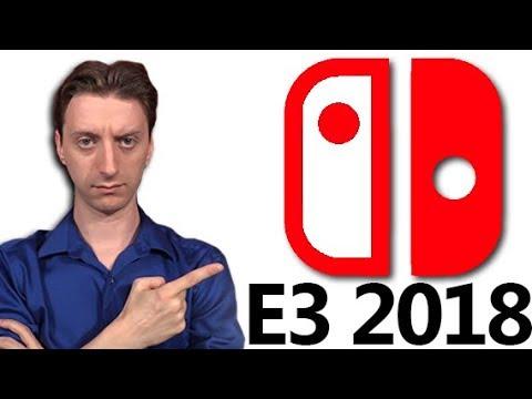 Grading Nintendo's Press Conference E3 2018 - ProJared