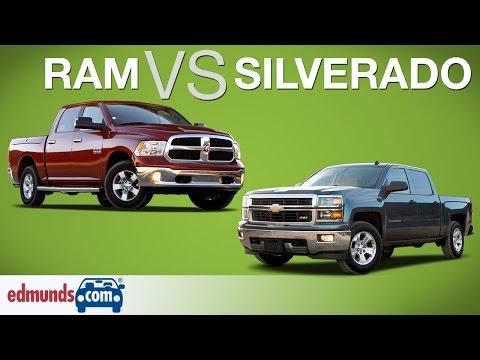 Ram 1500 vs Chevrolet Silverado | Which Truck Is Better?