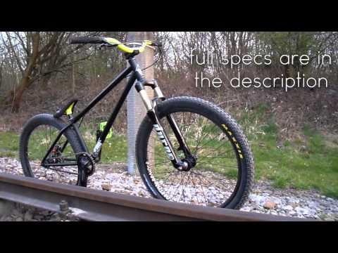 Custom MTB Dirt/Street Bike Check