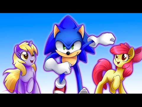 Sonic meets My Little Pony (Unexpected)