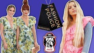 Σχολιάζουμε τις Εμφανίσεις των MAD VMA 2019! - FASHION POLICE🚨