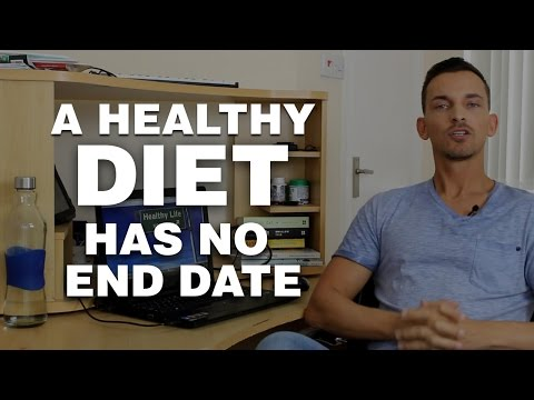 A Healthy Diet Has No End Date