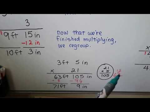 Multiplying Measurements