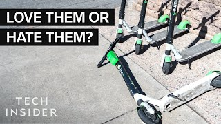 Why E-Scooters Are Taking Over Cities | Untangled