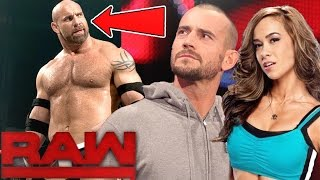 WWE BREAKING NEWS: CM PUNK RETURNING TO WWE UPDATE (& GOLDBERG COMMENTS ON CM PUNK BEING IN UFC/WWE)