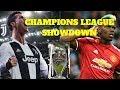 Champions League Draw Cristiano Ronaldo Vs Pogba