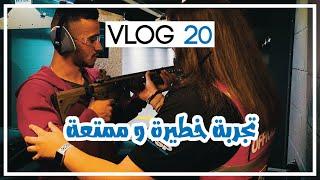 جزائري يجرب أسلحة خطيرة في أمريكا 🇺🇲🇩🇿