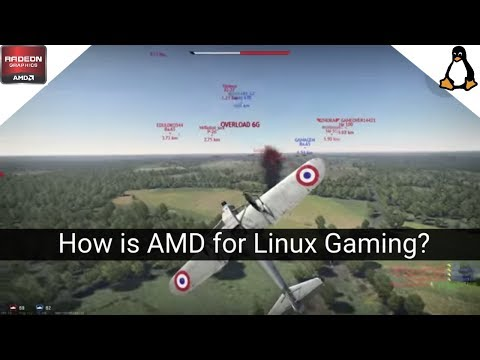 How is AMD Radeon for Linux Gaming? - HD 7770 Benchmarks
