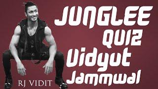 RJ Vidit | Junglee quiz with Vidyut Jammwal | Filmy Mirchi