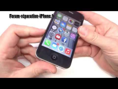 Comment résoudre le problème du volume (augmenté ou baissé) du iPhone 4 et 4S