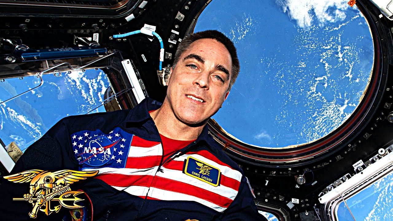 Navy SEAL Astronauts - Smarter Every Day 243