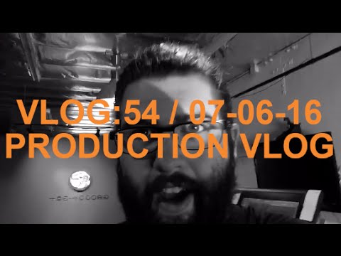 ROBERT SIMONS #54 - PRODUCTION VLOG